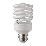 Лампа Jazzway spiral SF2 25Вт (=125W) 827 Т2 E27 теплый свет /50