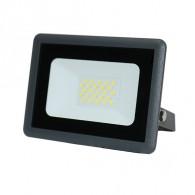 Прожектор светодиодный ФАZА СДО-10 20W 6500K IP65 серый
