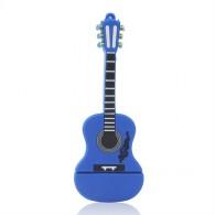 Флэш-диск 8GB Usb2.0 Гитара синяя