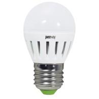 Лампа светодиодная  Jazzway  PLED-ECO G45  3,5W  4000K 250Lm  E27