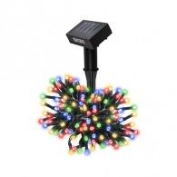 Светильник садовый Фаzа SLR-G01-100M (гирлянда, мультицвет) 100 диодов