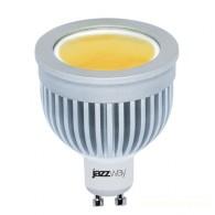 Лампа светодиодная Jazzway PLED-GU10-COB 7.5w 6500K 560Lm GU10