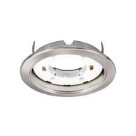 Светильник Jazzway PGX53 никель матовый 106*39мм 10639. 27