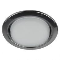 Светильник Эра KL35BK для GX53 черный