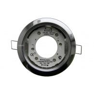 Светильник Ecola PGX53 хром 106*38мм
