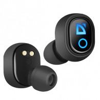 Гарнитура Bluetooth Defender Twins 639 (вакуумные наушники) (63639) черный
