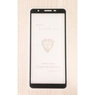 Защитное стекло 2,5D для Samsung SM-A013 Galaxy A01 Core чер (120383)