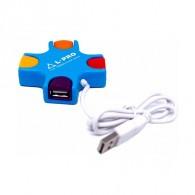 Хаб USB 4 порта L-Pro 1122