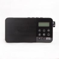Радиоприемник Сигнал РП-230 (FM, USB,microSD, 220V,3*R20, дисплей, часы)