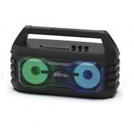 Колонка портативная Ritmix SP-610B (Bluetooth/USB/microSD)