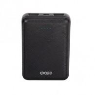 Внешний аккумулятор 10000mAh ФАZA PB-10 2*USB, индикатор заряда, черный