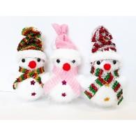 Снеговик без подсветки мал
