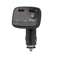 MP3 FM модулятор автомоб. Defender Multy (Bluetooth, USB) (68009)