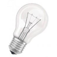 Лампа накаливания Фаzа 60W Е-27 прозрачная, 220v (технолог. упаковка)