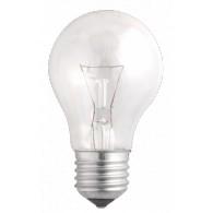 Лампа накаливания Jazzway A55 75W Е-27 прозрачная, 240v