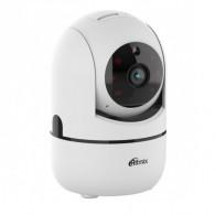 Видеокамера Wi-Fi Ritmix IPC-110 (HD 720p, аудио, датч.движ, microSD до 64Gb)