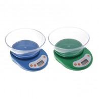 Весы кухонные до 5кг, 2 ААА LVK-504 (1147003)