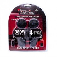 Автоколонки TP-366 50W (2 твитера (ВЧ динамики), 4х4см)