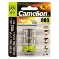 Аккумулятор Camelion R6 800 Ni-Cd BL 2/24