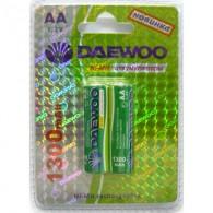 Аккумулятор Daewoo R6 1300 Ni-Mh BL 2/20