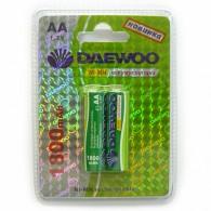 Аккумулятор Daewoo R6 1800 Ni-Mh BL 2/20