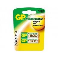Аккумулятор GP R6 1600 Ni-Mh BL 2/20/200 предзаряж.
