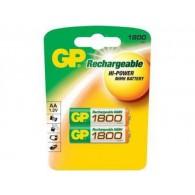 Аккумулятор GP R6 1800 Ni-Mh BL 2/20/200 предзаряж.