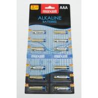 Батарейка Maxell LR03 Alkaline BL 12/200