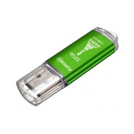 Флэш-диск Fumiko 32GB USB 2.0 Paris зеленый