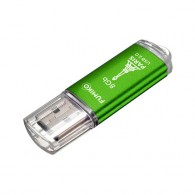 Флэш-диск Fumiko 8GB USB 2.0 Paris зеленый