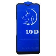 Защитное стекло 2,5D для Samsung SM-A015 Galaxy A01 чер (116205)