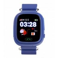 Smart-часы Q90 Hello детские с GPS трекером синие