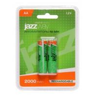 Аккумулятор Jazzway R6 2000 Ni-Mh BL 2/20