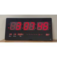 Часы электронные настенные (220V)