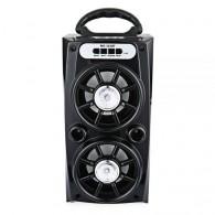 Колонка портативная MS-161BT (Bluetooth/USB /SD/FM/дисплей) черная