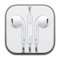 Гарнитура Apple Original MD827 белые вкладыши