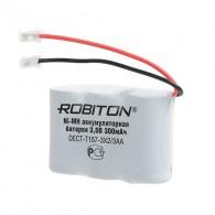 Аккумулятор р/т. Robiton Т157 (3x2\3АА) (Т107)
