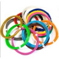 Комплект PLA-пластика для 3D ручки, 20 цветов по 5 метров
