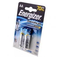 Батарейка Energizer LR6 Maximum BL 2\24