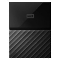 Жесткий диск HDD Western Digital 2Тb 2.5'' USB 3.0 My Passport черный
