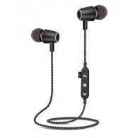 Гарнитура Bluetooth MS-T14 (вакуумные наушники)
