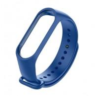 Ремешок для фитнес-браслета Mi3 синий