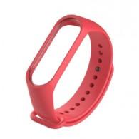 Ремешок для фитнес-браслета Mi3 красный