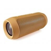 Мини-колонка CH2+ (Bluetooth\MicroSD) золото