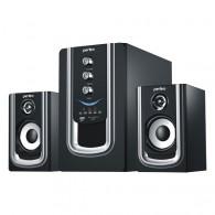 "Колонки Perfeo 2.1 ""Rivera"" (20W+2*5W) FM, USB,SD, ПДУ (PF-102)"
