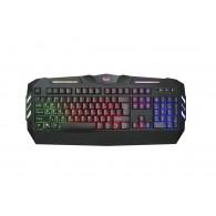 Клавиатура SmartBuy 309 USB игровая черн с подсвет. (SBK-309G-K)