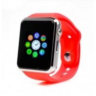Smart-часы А1 красные (МТК6261)