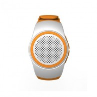 Браслет - колонка Sports Watch B20 (Bluetooth, Fm, microSD) белая