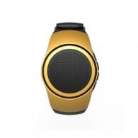 Браслет - колонка Sports Watch B20 (Bluetooth, Fm, microSD) бронза