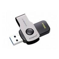 Флэш-диск Kingston 32 GB USB 3.0 Data Traveler Swivl металл